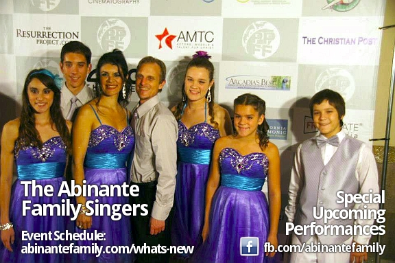 The Abinante Family Singers